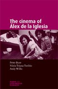 Cover for The cinema of Álex de la Iglesia