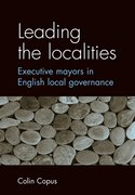 Cover for Leading the localities