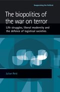 Cover for The biopolitics of the war on terror