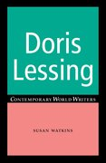 Cover for Doris Lessing