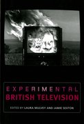Cover for Experimental British Television