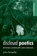 Cover for Disclosed Poetics