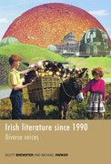 Cover for Irish Literature Since 1990