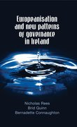 Cover for Europeanisation and New Patterns of Governance in Ireland