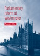 Cover for Parliamentary Reform at Westminster