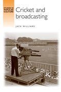 Cover for Cricket and Broadcasting