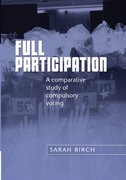 Cover for Full Participation