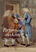 Cover for Performing Medicine