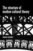 Cover for The structure of modern cultural theory