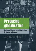 Cover for Producing Globalisation