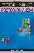 Cover for Beginning postcolonialism