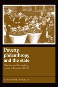 Cover for Poverty, philanthropy and the state