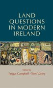 Cover for Land questions in modern Ireland