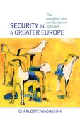 Cover for Security in a Greater Europe