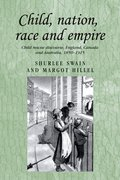 Cover for Child, nation, race and empire