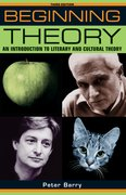 Cover for Beginning theory