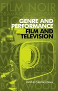 Cover for Genre and performance: film and television