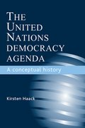 Cover for The United Nations Democracy Agenda