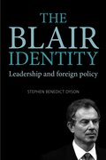 Cover for The Blair Identity
