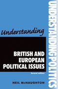 Cover for Understanding British and European political issues
