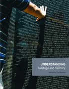 Cover for Understanding heritage and memory