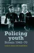 Cover for Policing youth