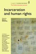 Cover for Incarceration and human rights