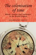 Cover for The Colonisation of Time