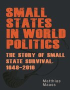 Cover for Small States in World Politics