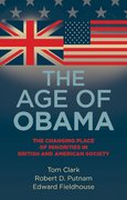 Cover for The age of Obama