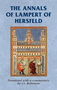 Cover for The Annals of Lampert of Hersfeld