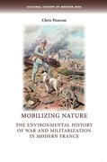 Cover for Mobilizing nature