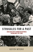 Cover for Struggles for a past