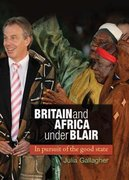 Cover for Britain and Africa under Blair