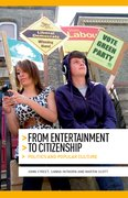 Cover for From entertainment to citizenship