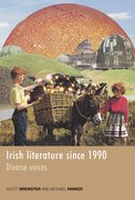 Cover for Irish Literature Since 1990