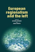 Cover for European regionalism and the left