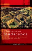 Cover for Therapeutic landscapes