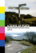 Cover for A sense of place
