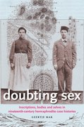 Cover for Doubting sex