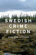 Cover for Swedish crime fiction