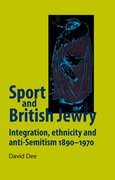 Cover for Sport and British Jewry