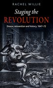 Cover for Staging the Revolution