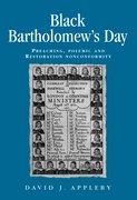 Cover for Black Bartholomews Day