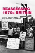 Cover for Reassessing 1970s Britain