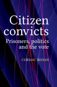 Cover for Citizen convicts