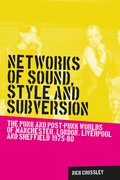 Cover for Networks of sound, style and subversion