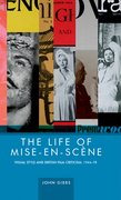 Cover for The life of mise-en-scène