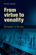 Cover for From virtue to venality