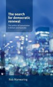 Cover for The search for democratic renewal